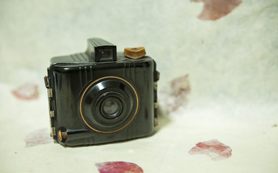 How a Baby Brownie Special and a Yashica 635 inspired a Nikon photographer