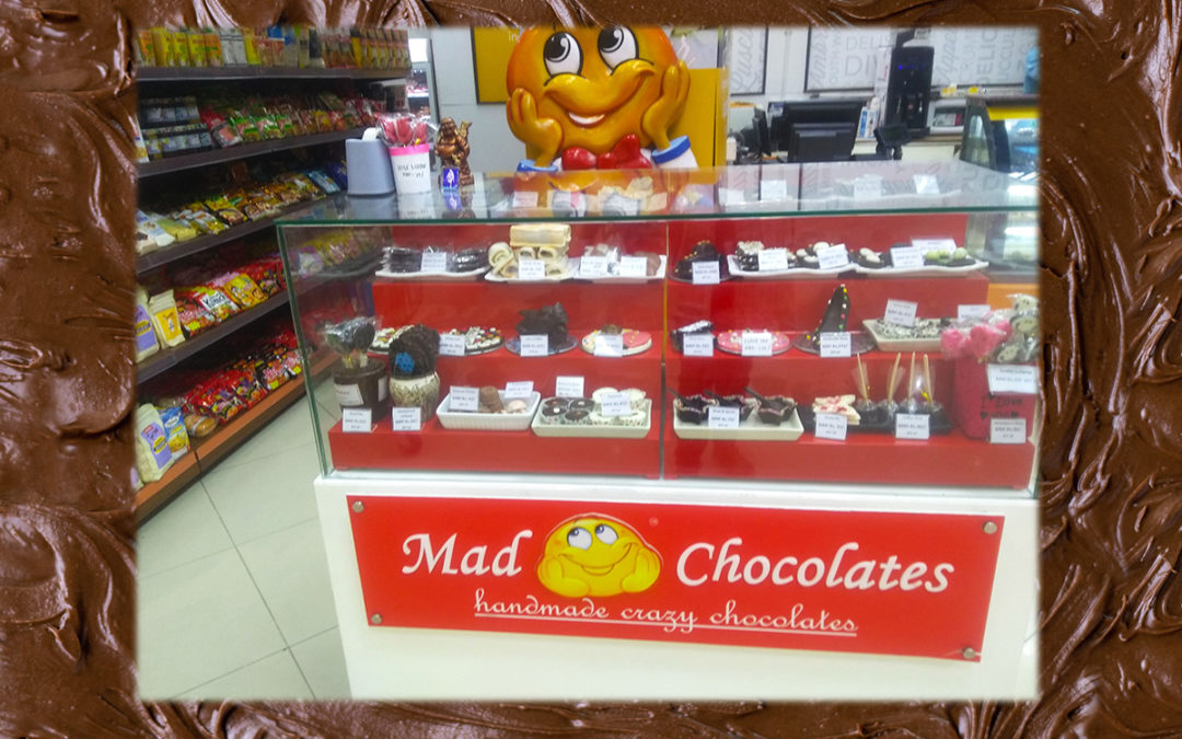 The Mad Chocolate Factory