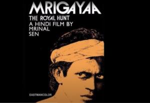 Mrigayaa film poster